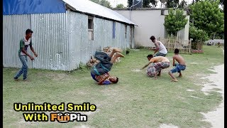 Village Stupid Boy Funny Video || Fun Pin
