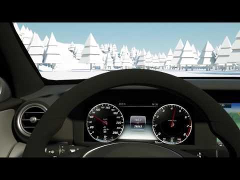 2016 Mercedes E Class - Car-to-X Communication