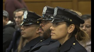 Jersey City Police Department Detective Promotions