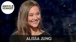 Alissa Jung über den Fernsehraum des Papstes | Die Harald Schmidt Show (SKY)