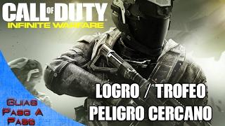 Video de Call of Duty: Infinite Warfare | Logro / Trofeo: Peligro cercano