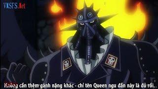 One Piece Tập 918 | Bộ ba tam tai JQK của băng hải tặc bách thú xuất hiện