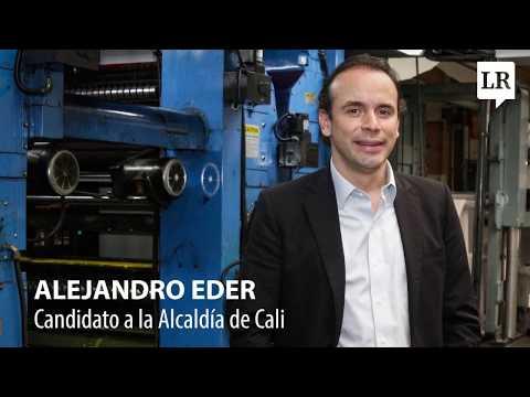 #RetoDePreguntas con Alejandro Eder   La República