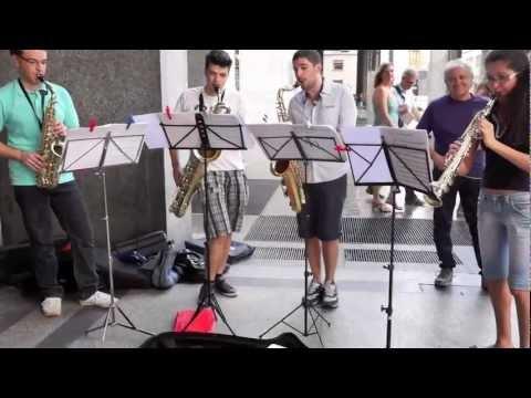 Turin Street Music #1