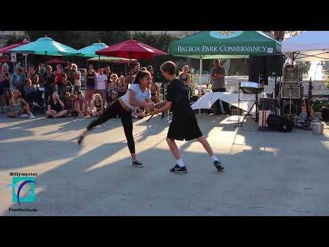 Balboa Park Conservancy performances by SDCDA