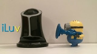iLuv Syren Bluetooth Speaker Review: Cute and Loud Speaker