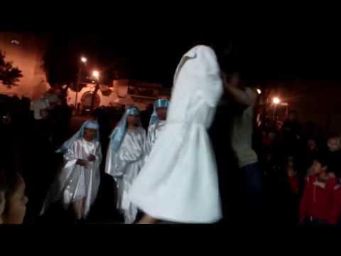 SEMANA SANTA EN PUEBLO DE SAN PEDRO XALPA 2017 PRODUCTIONS DRAGON