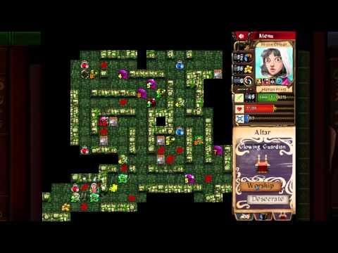 Desktop Dungeons - Naga City as Cauldron Priest