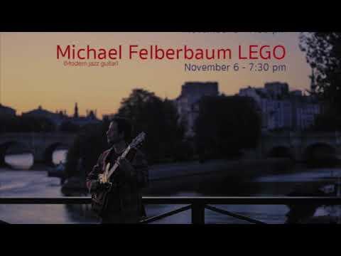 Michael Felberbaum LEGO live 2020