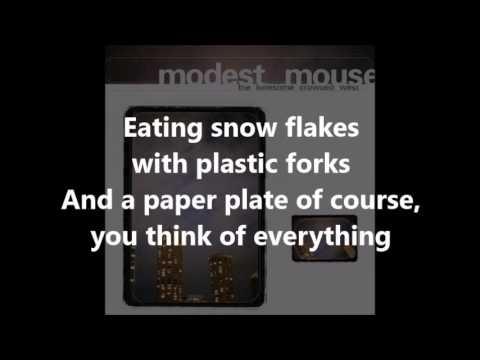 Modest Mouse - Trailer Trash (Lyrics)