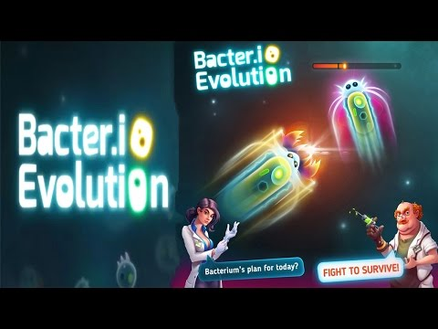 Bacter.io Evolution Android/iOS Gameplay (HD)