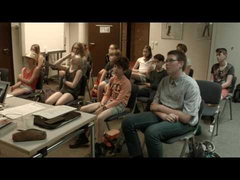 Andreas Dresen - Über die Arbeit mit Kindern und seinen Workshop für Kinder
