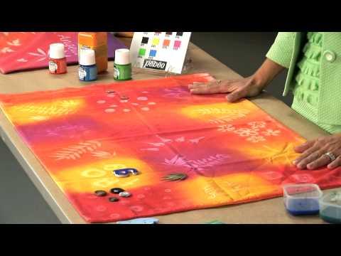 Pebeo Setacolor Transparent Fabric Paint