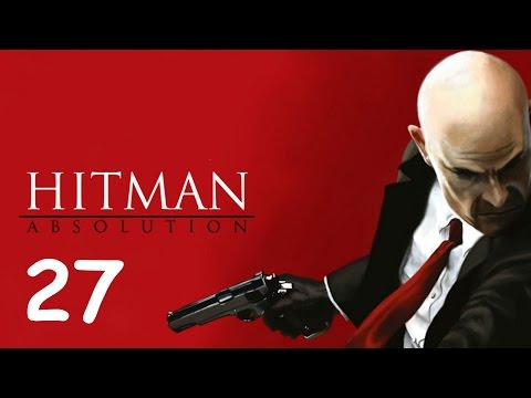 Hitman #27 - Panikraum finden [HD] | Let's Play Hitman Absolution