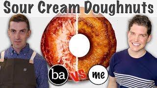 How to Make Chris Morocco's Sour Cream Donuts: Bon Appétit Test #27