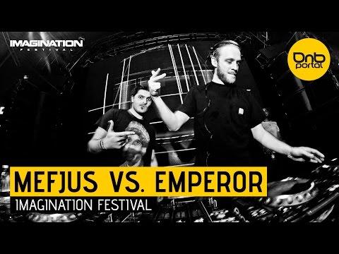 Mefjus VS. Emperor – Imagination Festival 2014 [DnBPortal.com] mp3 letöltés