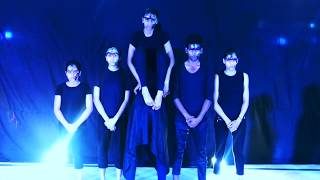 Nrityam 2018 (A Dance & Choreography Show)