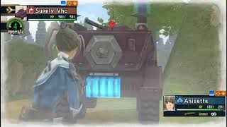 Valkyria Chronicles II - March: VIP Escort (A rank 2 Turns)