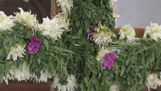 ECTV.GR | Η Υψωση του Τιμίου Σταυρού στον Ι.Ν. Εσταυρωμένου Κολοκυνθούς