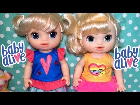 Baby Alive Cute Hairstyles And So Many Styles Double
