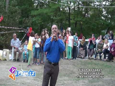 Yöremiz Töremiz - Sinop Boyabat Alibeyli Köyü 1.Bayram Şenliği 2.Bölüm