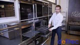 Electros et Cuisines DEFITEC, Thomas vous présente les fours encastrables