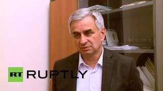 Abkhazia: President of breakaway republic leaves office