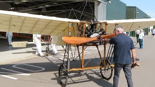 Shuttleworth Collection England - Worlds Oldest Flying Aircraft - 2018