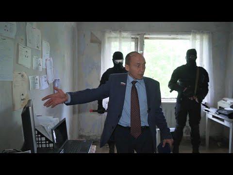 Виталий Наливкин наказывает коллекторов