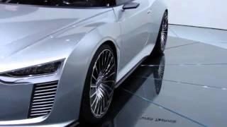 AUTOMONDIAL PARIS 2010-Luxury Cars