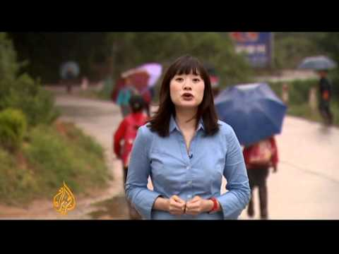 China's government trafficking babies from poor families
