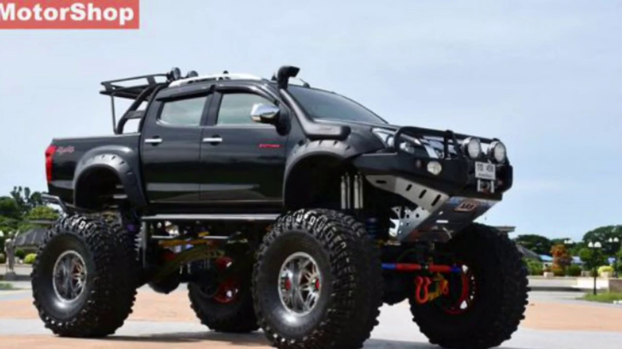 10 Highly Modified Isuzu V Cross From India Youtube