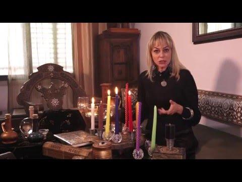 Магия цвета свечей