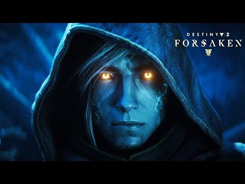 DESTINY 2: FORSAKEN All Cutscenes (Game Movie) 1080p HD