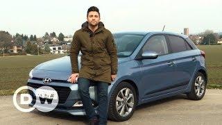 видео Hyundai i20 (2015) цена и характеристики, фотографии и обзор