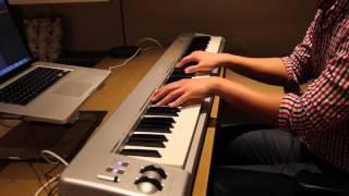 Tadhana (Up Dharma Down) Piano Cover