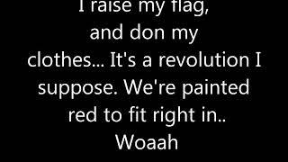 Gambar cover Radioactive Imagine Dragons (Lyrics)