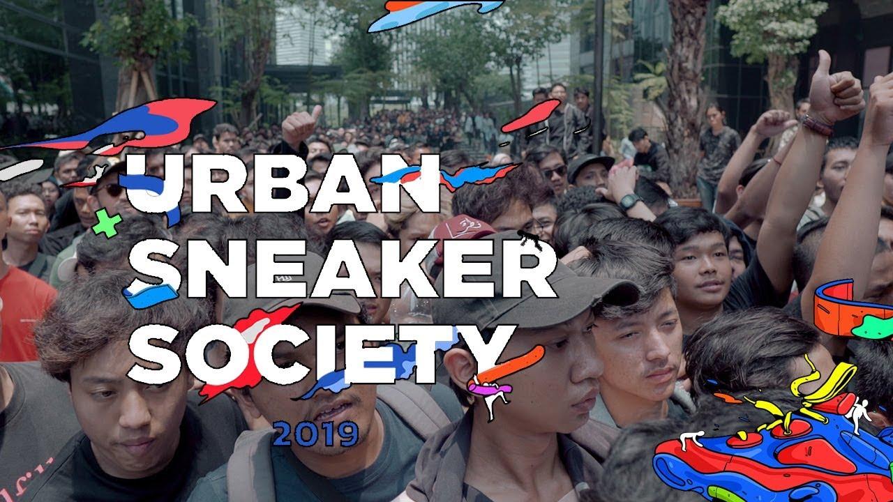 Urban Sneakers Society 2019