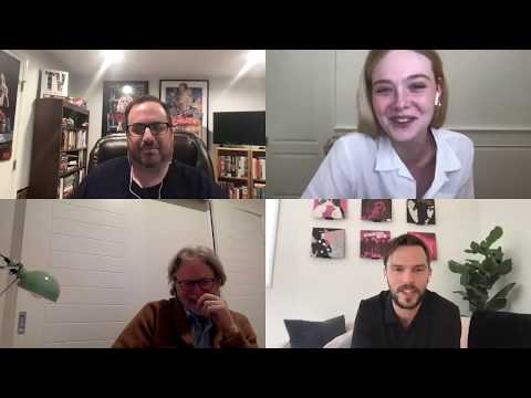 The Great Q&A with Elle Fanning, Nicholas Hoult, and Tony McNamara from YouTube · Duration:  46 minutes 6 seconds