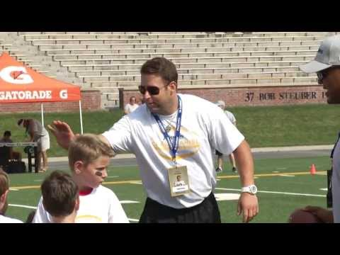 Chase Daniel Football Camp Feature