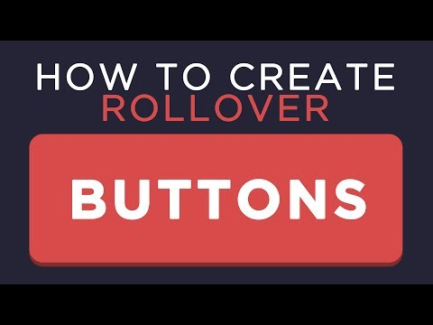 Tutorial 01: Rollover Buttons (Photoshop)