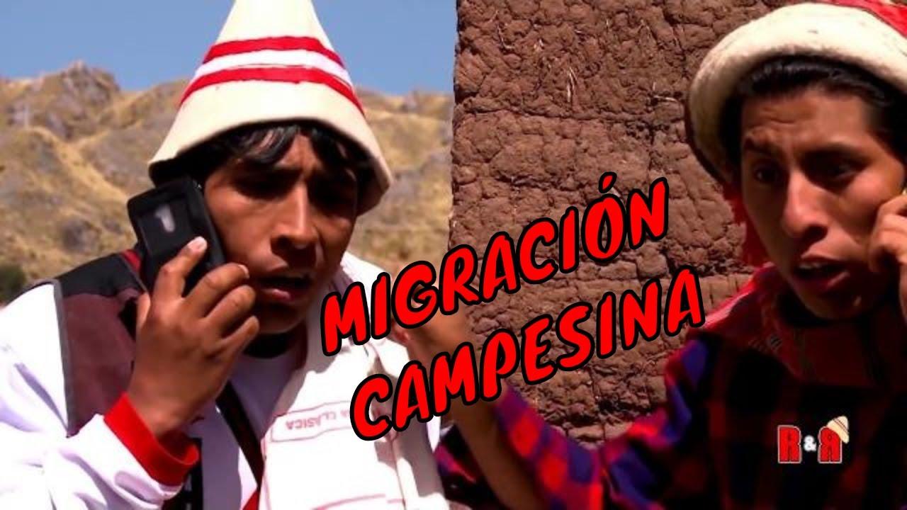 Ver Cholo Juanito y Richard Douglas – Migración Campesina (1ra. Parte) en Español