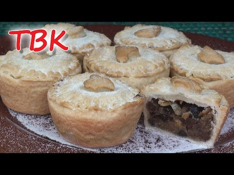 Traditional Mince Pie Recipe (with Suet) - Titli's Busy Kitchen
