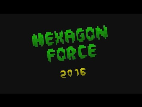 Hexagon Force 2016 - by GD Jose [me]