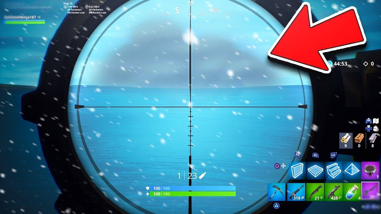 new snow storm event in fortnite - fortnite storm event