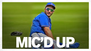 Pete Alonso, Jeff McNeil + other Mets Mic'd up vs Cardinals! | Game Highlights