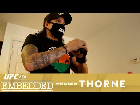 UFC 250 Embedded: Vlog Series - Episode 1