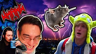 Logan Paul vs Filthy Frank: Different Standards for Different Dead Rats