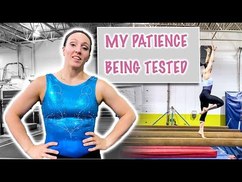 Download More Training! Chellsie's Adult Gymnastics Journey