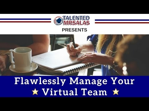 🎯 Flawlessly Manage Your Virtual Team  👥